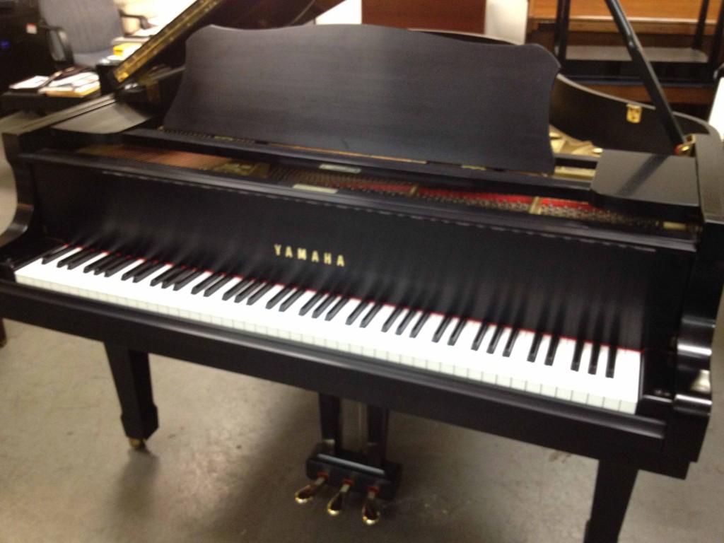 Description for Yamaha grand piano sizes